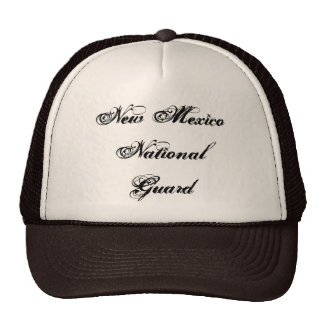 New Mexico National Guard Trucker Hats