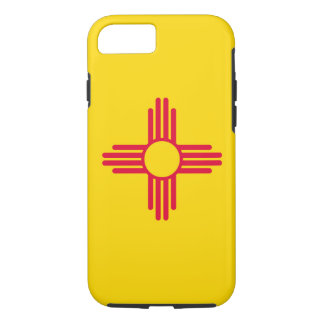New Mexico State Flag Design iPhone 8/7 Case