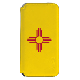 New Mexico State Flag Incipio Watson™ iPhone 6 Wallet Case