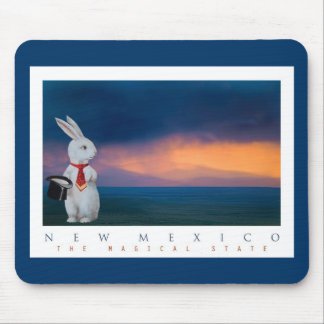New Mexico - The Magical State Mouse Pad