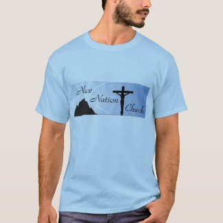 New Nation Church T-Shirt