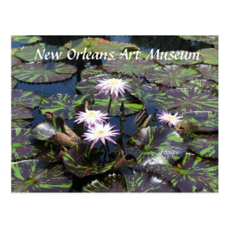 New Orleans Art Museum Postcard