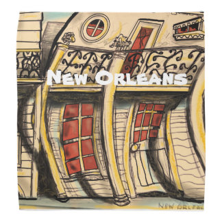 NEW ORLEANS JAZZ BANDANA