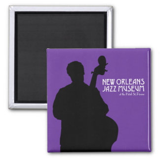 New Orleans Jazz Museum magnet