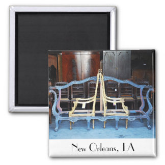 New Orleans Salvage Magnet