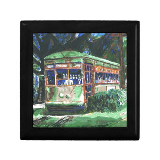 New Orleans Street Car Gift Box