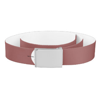 New Product: zazzle_casualbelt title Belt