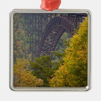 New River Gorge Bridge, New River Gorge Christmas Ornament