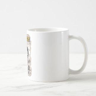 new sheriff in gym coffee mug