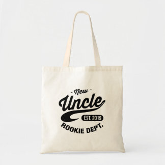 New Uncle 2019 Tote Bag
