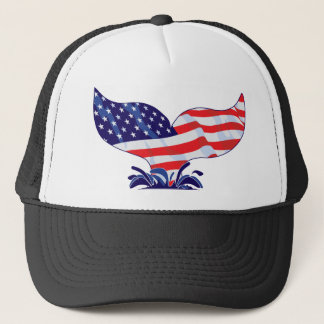 New-Whale-Tail-[Converted] Trucker Hat
