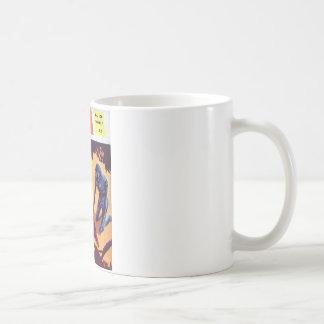 New Worlds 109 (1961-08.Nova)_Pulp Art Basic White Mug