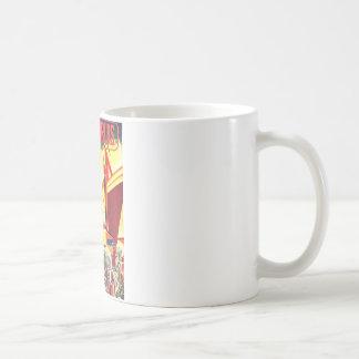 New Worlds 1952_Pulp Art Basic White Mug