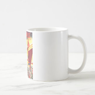 New Worlds 1952_Pulp Art Coffee Mug