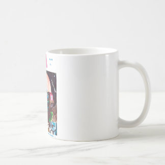 New Worlds 54_Pulp Art Basic White Mug