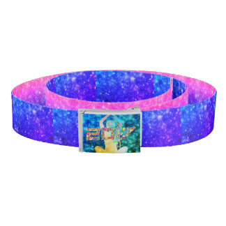 New Year 2017 Space Belt