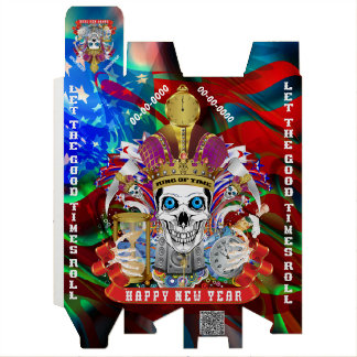 New Year's Any Year Please View About Design Below Wine Box