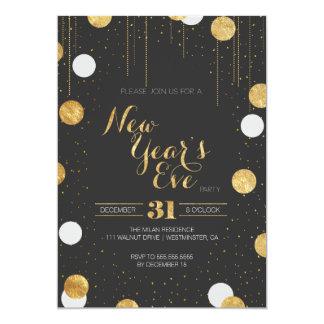 New Year's Eve Invitation