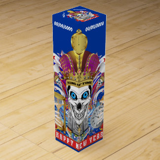 New Year's Gift Suggestions Read About This Design Wine Bottle Box