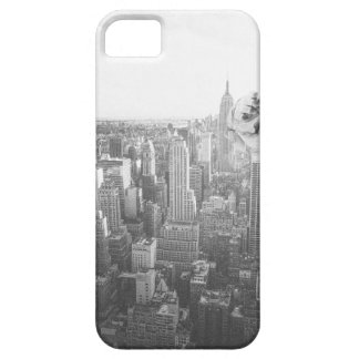 new york astronaut bw barely there iPhone 5 case
