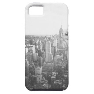 new york astronaut bw iPhone 5 case
