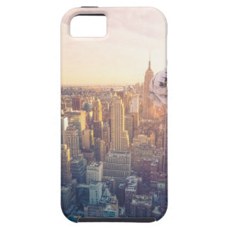 new york astronaut iPhone 5 case