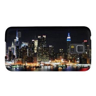 New York at Night Galaxy S5 Case