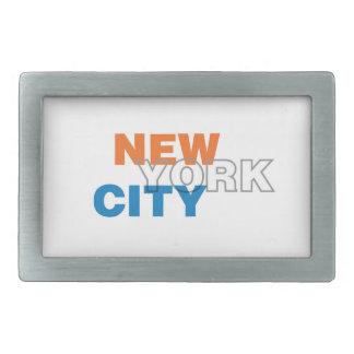 New York City Belt Buckle