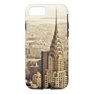 New York City - Chrysler Building iPhone 8/7 Case