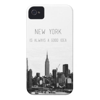 New York City Is Always a Good Idea Skyline iPhone iPhone 4 Cover