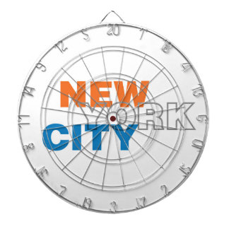 New York City Metal Cage Dartboard