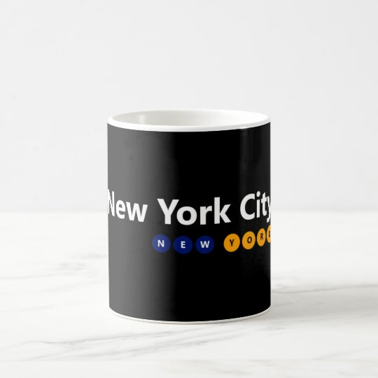 New York City, New York Mug
