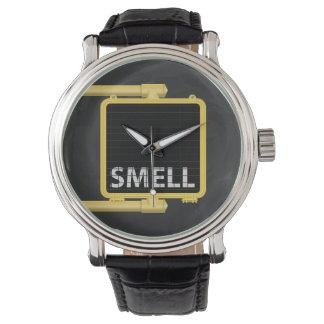 New York Crosswalk Sign Smell Watch