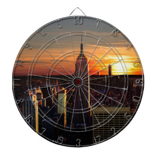 New York Dartboard