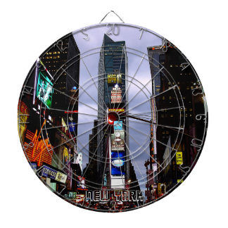 New York Dartboard New York Times Square Dartboard