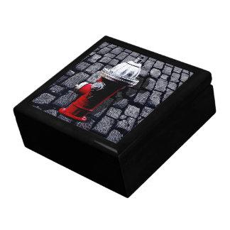 New York Fire Hydrant Illustration Gift Box