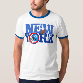New York Football T-Shirt 6