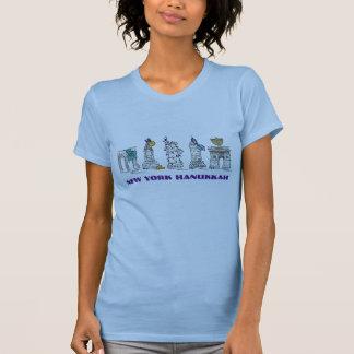 New York Hanukkah Chanukah NYC Holiday T-Shirt