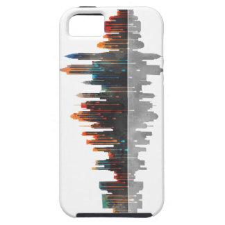 New York New York Skyline iPhone 5 Cases