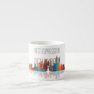 New York Skyline Espresso Mug