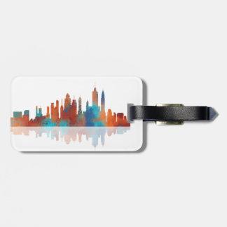 NEW YORK SKYLINE - Luggage Tag
