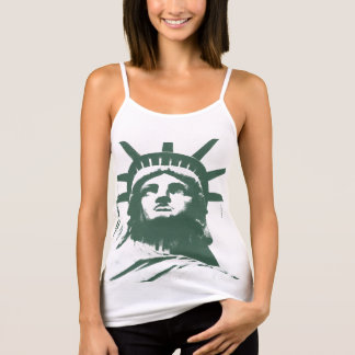 New York Souvenir Tank Top Statue of Liberty Top