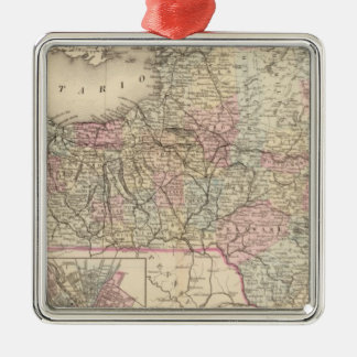 New York State Christmas Ornament