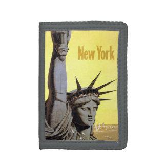 New York USA Vintage Travel wallets