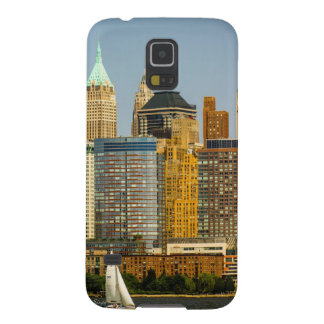 New York Waterfront Galaxy S5 Cases