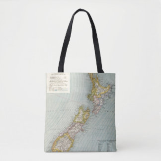 New Zealand 4 Tote Bag