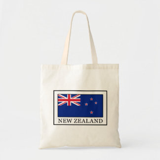 New Zealand Budget Tote Bag