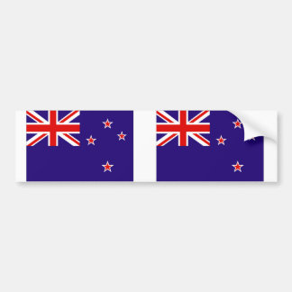New Zealand Bumper Sticker