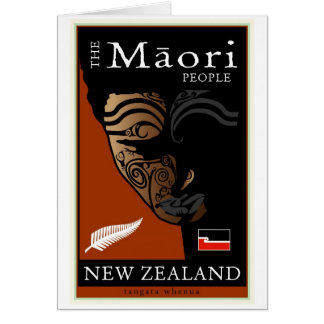 New Zealand Card