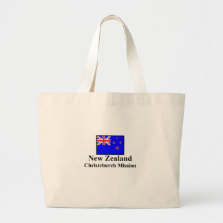 New Zealand Christchurch Mission Tote Bag